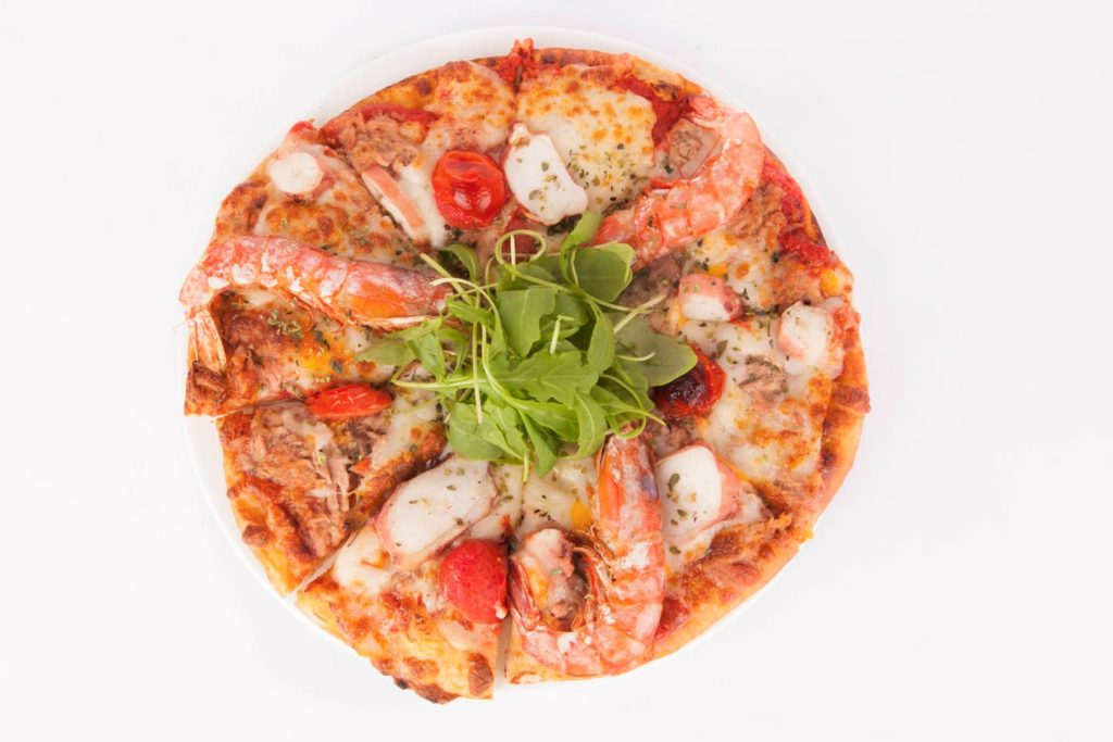 Pizza Atracón - Nuestra Carta - Restaurante Atracón