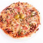 Pizza Fatima en pizzeria atracon