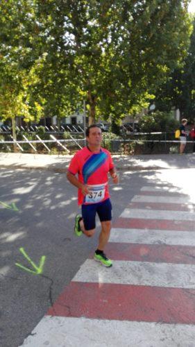 Kisco Arjona Equipo Atletismo Atracón