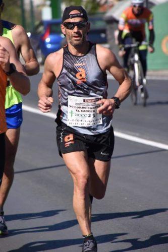 Miguel Ángel Díaz Garcia Equipo Atletismo Atracón