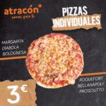 Oferta Pizzas Individuales
